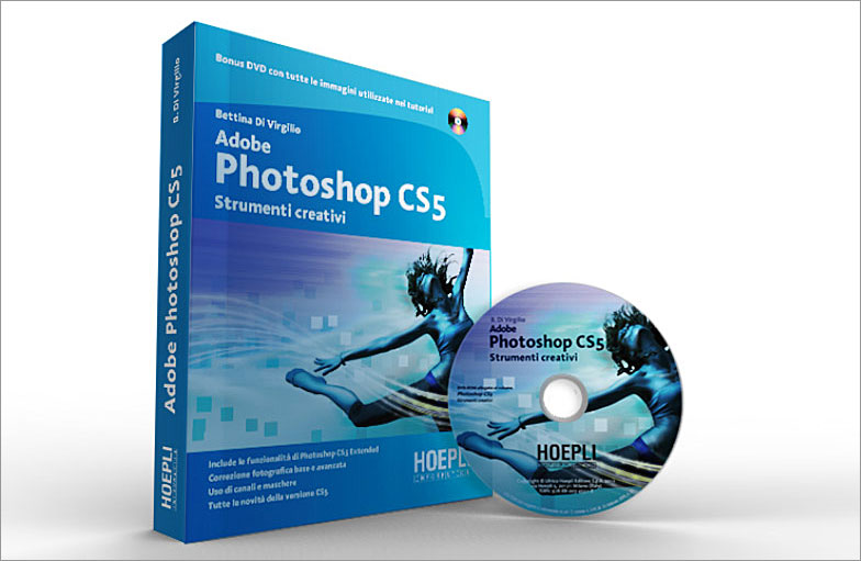 Photoshop CS5 - Strumenti Creativi - Aut. Bettina Di Virgilio - Hoepli - Photoshop - Manuale